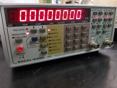 *VB offers acpt* Racal-Dana 1991 nanosecond Universal Counter Frequenzzähler