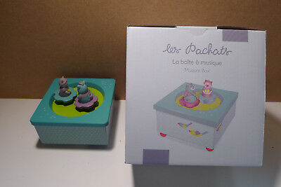 """Moulin Roty Boite A Musique Collection """"les Pachats"""" Reference 660104"""