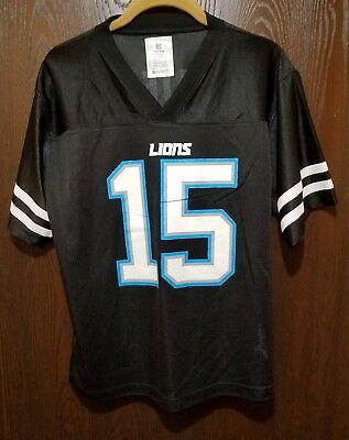 Cheap EUC~~NIKE DETROIT LIONS Golden Tate III Jersey Mens Medium 52 On  for sale