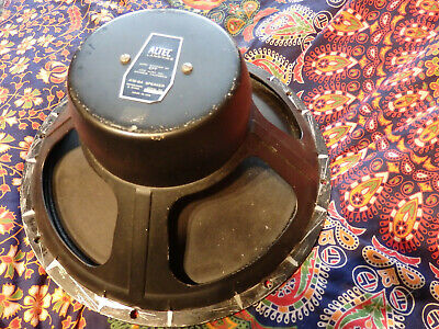 "Altec Lansing 416-8A 15"" 8 ohms speaker woofer #2 for A7 Voice of the Theatre"