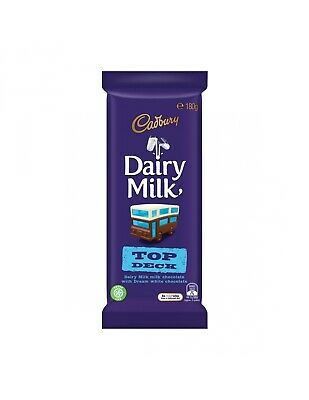 Cadbury Top Deck 180g x 15