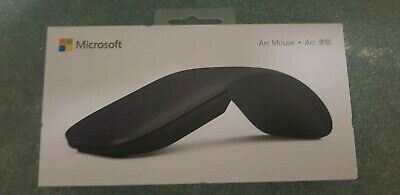 NEW Microsoft Surface Arc Mouse Bluetooth in black