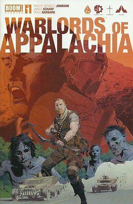 Warlords of Appalachia #1 (variant cover)