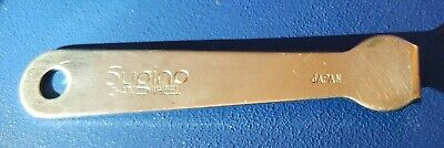 NOS Vintage Sugino chain ring wheel bolt nut peg wrench spanner and 5mm Key