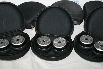 Genuine Mercedes BENZ Rear DVD Entertainment Headphones GL GLS M ML GLE S class