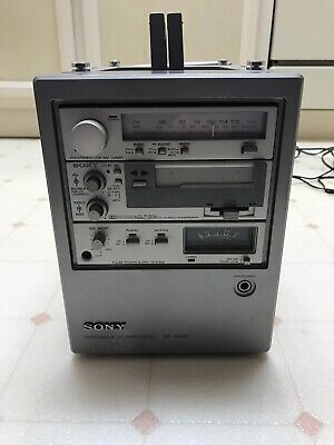 SONY XF-3000 Good Condition