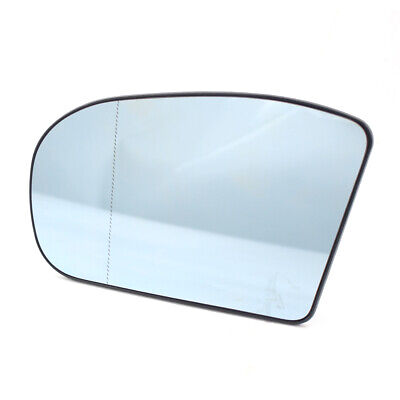 MASION For Mercedes E//C-class W211 W203 Right Heated Mirror Glass+Backing Plate