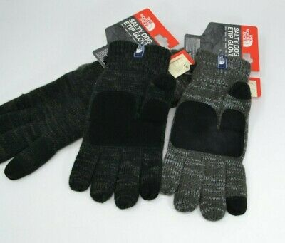 ab8f17bae94 THE NORTH FACE Salty Dog Etip Gloves Unisex TNF Choose Black or Grey XL New