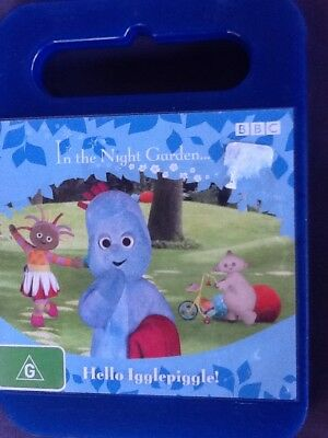 In The Night Garden...Hello Igglepiggle - BBC TV - Kid's Animated