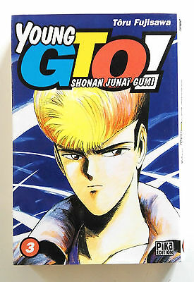 Young Gto Tome n°3 VF