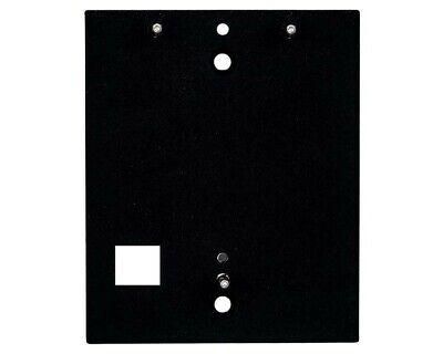 New  2N Telecommunications Ip Verso Backplate For 1 Module 8595159507132