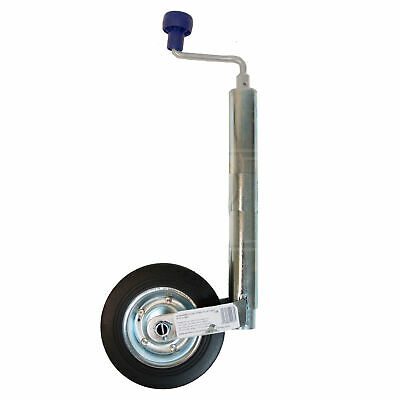 Maypole MP436 - Jockey Wheel (Telescopic) 48mm 100Kg Heavy Duty