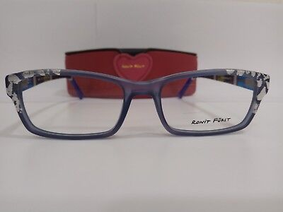 d03216a6bd6 Brand New Authentic RONIT FURST RF 4624 Hand painted Eyeglasses eyewear  Frame