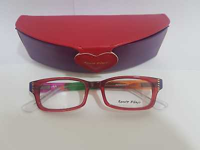 f9172e842923 Brand New Authentic RONIT FURST RF 1174 Hand painted Eyeglasses eyewear  Frame