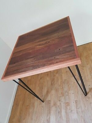 Cafe Restaurant table tops, Recycled , Handmade, Reclaimed Furniture, Hardwood