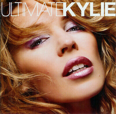 Kylie Minogue Ultimate Kylie 2 CD Album Greatest Hits Best Of Collection Singles