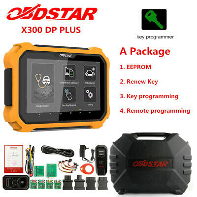 OBD2 CAR KEY Programming Mile-age Correction Immobilizer