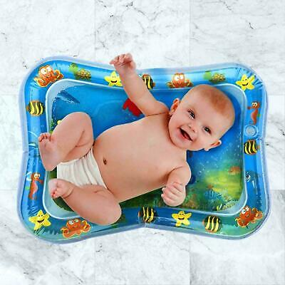 Best Tummy Time Water Play Mat for Kids & Baby,Large (26 X 20),6 sea toys in mat