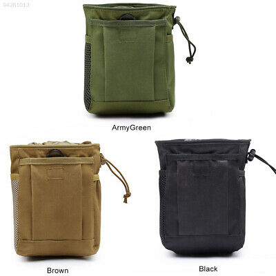 Ammo Dump Pouch Utility Bag Hunting Hiking Gun Sling Molle Tactical Camouflage
