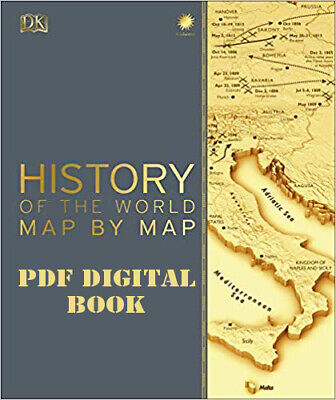 History of the World Map by Map Hardcover – October 23, 2018 (pdf_eb00k)