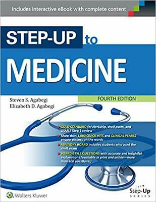 Step-Up to Medicine (Step-Up Series) 4th Edition (pdf_eb00k)