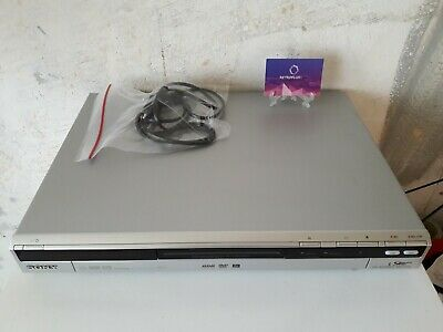 Sony RDR-HX725 - HDD/DVD Recorder - 160GB HDD with Power Cord