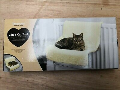 Rosewood Cat Radiator Bed