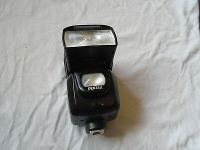 Pentax Af360Fgz Flash Unit Fully Working 2 Years Old No Box Or Case
