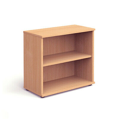 Impulse 800mm Bookcase Beech