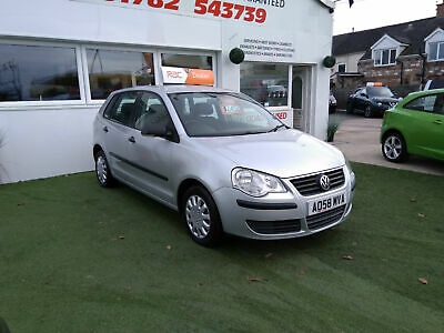 2008 58 Volkswagen Polo 1.2 E 5 Door Hatchback,only 72000 Miles With S/history