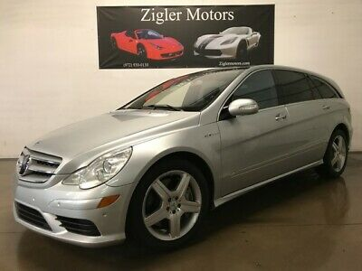 2007 R63 6.3L AMG Extremely Rare! 2007 Mercedes-Benz R63 101,670 Miles