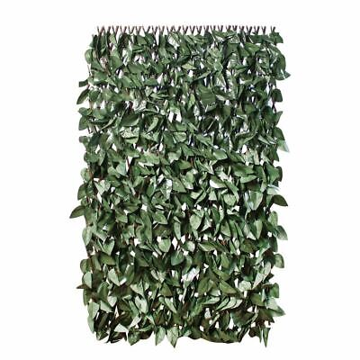 Dark Ivy Artificial Fence Leaf Outdoor Garden Screen Privacy Decorative New