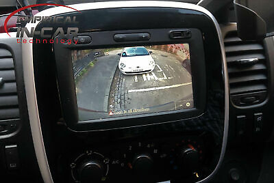 Renault Trafic - Reverse Reversing Camera ( 2014 Onwards )