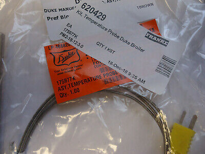 Franke 620429 Temperature Probe Kit Duke Broiler