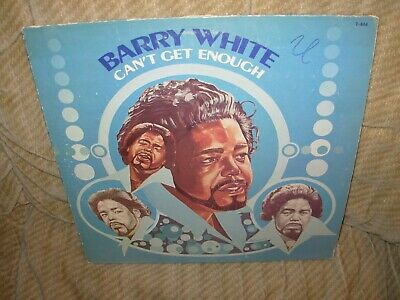 Barry White-Can`t get enough,US-LP 1974