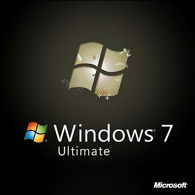 Microsoft Windows 7 Ultimate 32/64 ESD Multilanguage Original License Key