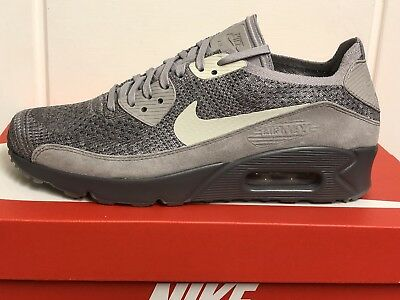 reputable site 3eafa 1f301 NIKE AIR MAX 90 ULTRA 2.0 FLYKNIT MENS TRAINERs SNEAKERS SHOES UK 6
