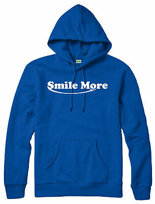 Smile More Hoodie, Youtube Vlogger Gamer Youtube Lovers Adult Kids Top