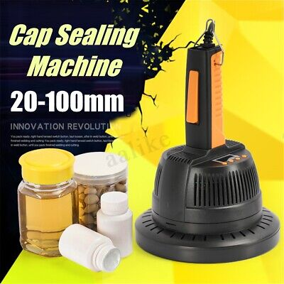 800-1200W Handheld Induction Sealer Bottle Cap Sealing Machine 20-100mm