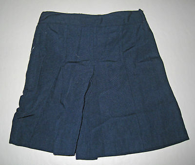 NEW Girl school uniform Skort Culotte Navy size 5 to 16