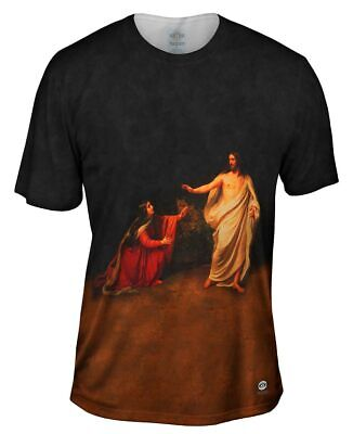 "Yizzam - ""Appearance of Jesus Christ to Maria …""-  New Men Unisex Tee Shirt 2658"