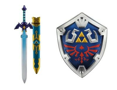 The Legend Of Zelda Replik Hylian Hylia Schild Masterschwert Sword