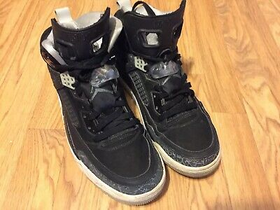 outlet store af765 5f103 NIKE AIR JORDAN SPIZIKE OREO Size 12 315371-004  cement Catcus Jack bred