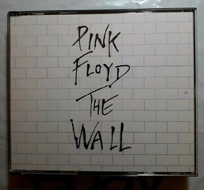 Pink Floyd - The Wall (1994) 2 x CD Album Fatbox UK issue