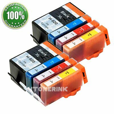 Compatible with HP Officejet 6000 6500 6500a 7000 Printer Series 30PACK 920XL Ink Cartridges