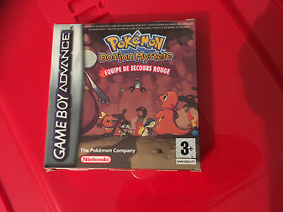 Pokemon Donjon Mystère / Game boy advance