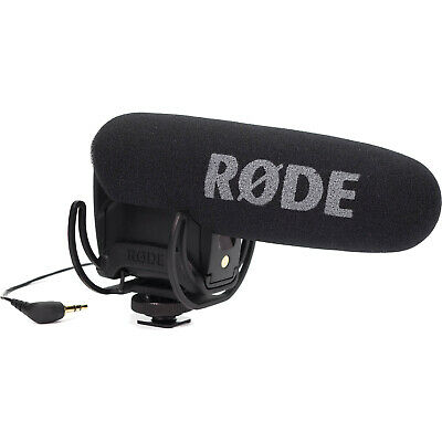 Rode Microphones VideoMic Pro with Rycote Lyre Suspension Mount