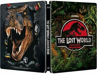 The Lost World Jurassic Park Steelbook Blu-Ray