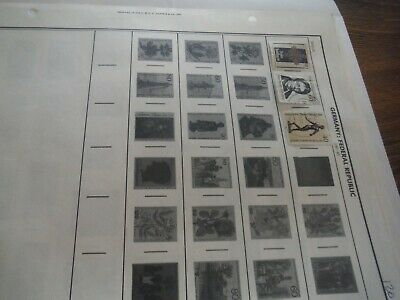 WPPhil Germany Fed. Rep. Mostly Used Stamps Accumulation Approx. 120+ Stamps