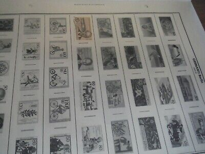 WPPhil Germany Berlin Mostly Used Stamps Accumulation Approx. 35+ Stamps
